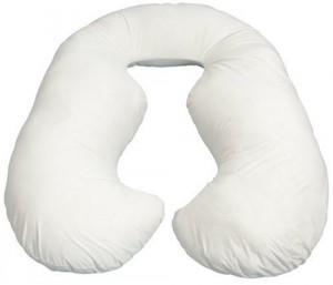 Leachco Maternity Pillow Back N Belly Vs Snoogle