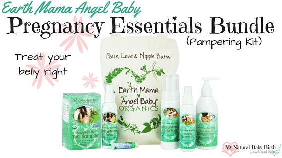 Mama angel baby pregnancy pampering kit earth mama angel baby pregnancy pampering kit solutioingenieria Gallery