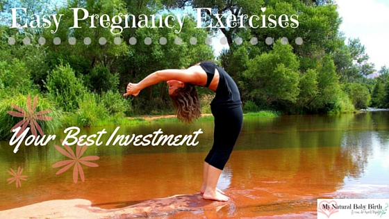 Easy Pregnancy Exercises
