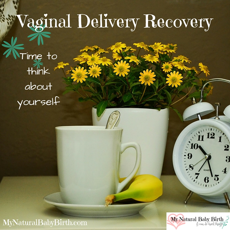 Recovery from a Vaginal Delivery - Women's Healthcare Topics