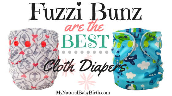 Fuzzi Bunz Are The Best Cloth Diapers
