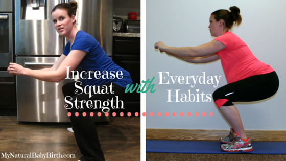 Increase Squat Strength With Everyday Habits