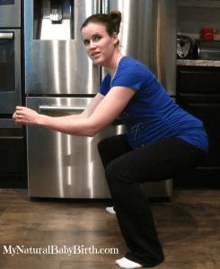 squatting good
