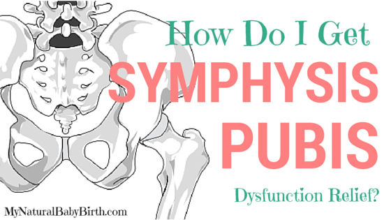 How To Get Instant Relief For Symphysis Pubis Dysfunction