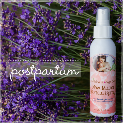 Earth Mama Angel Baby Postpartum Recovery Essentials