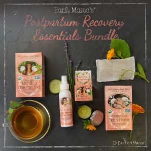 Earth Mama Recovery Bundle