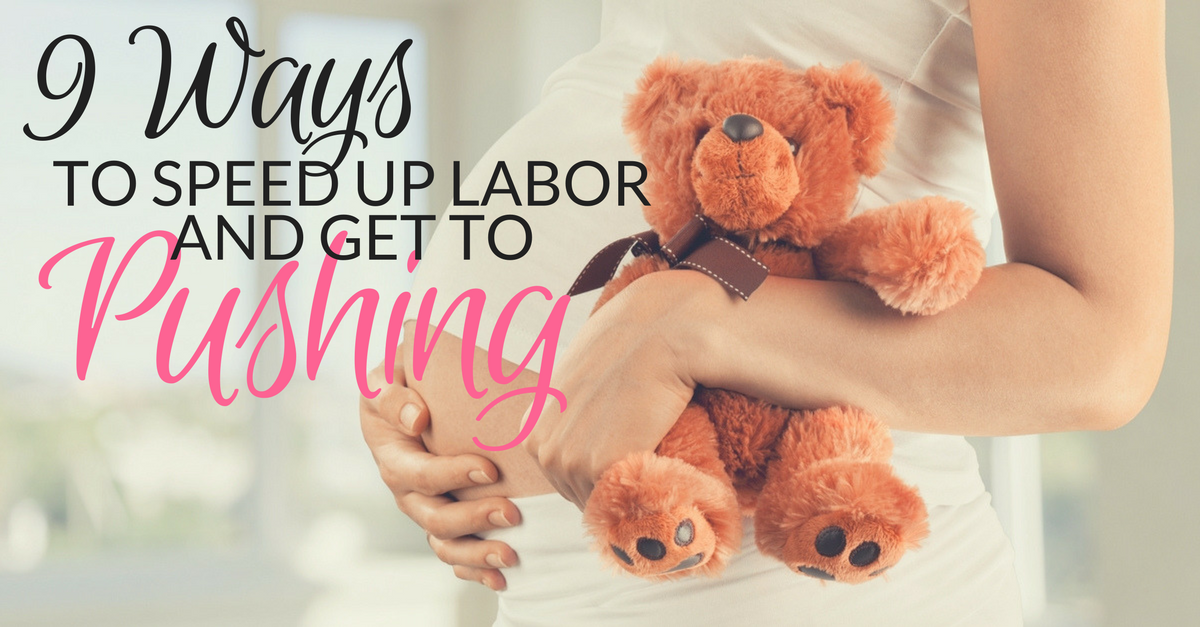 Natural Ways To Get Labor Started Pregnancy
