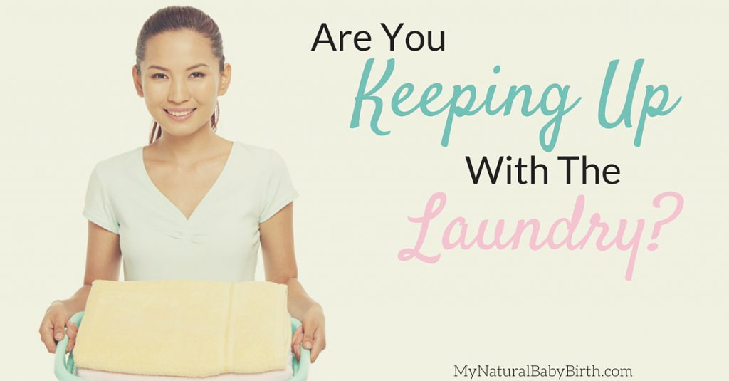 Are You Keeping Up With The Laundry-