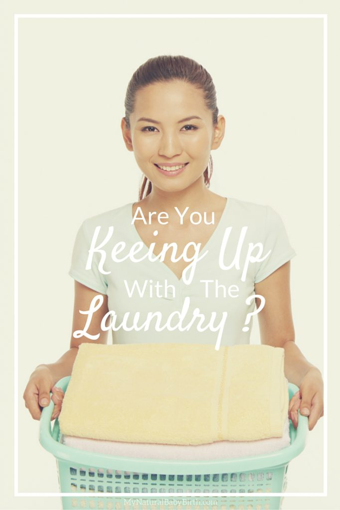 Are You Keeping Up With The Laundry-?