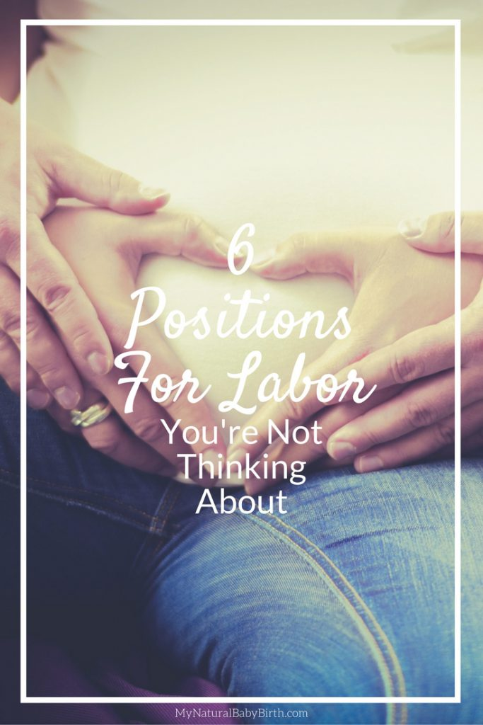 6 Positions For Labor You're Not Thinking About