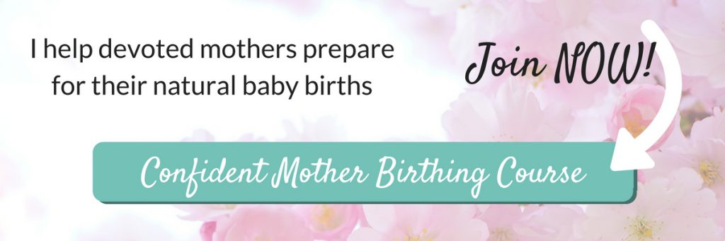 Join The Confident Mother Birthing Course