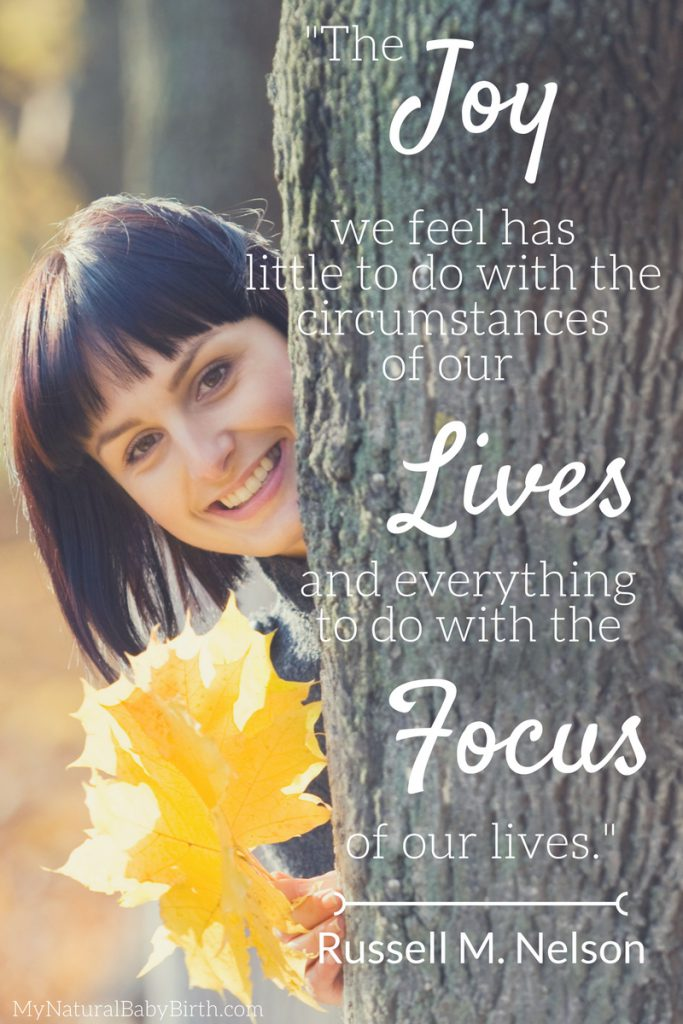 The Focus Of Our Lives