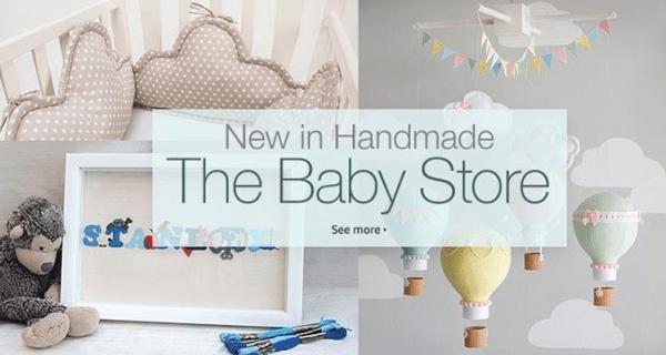 Amazon Handmade Baby
