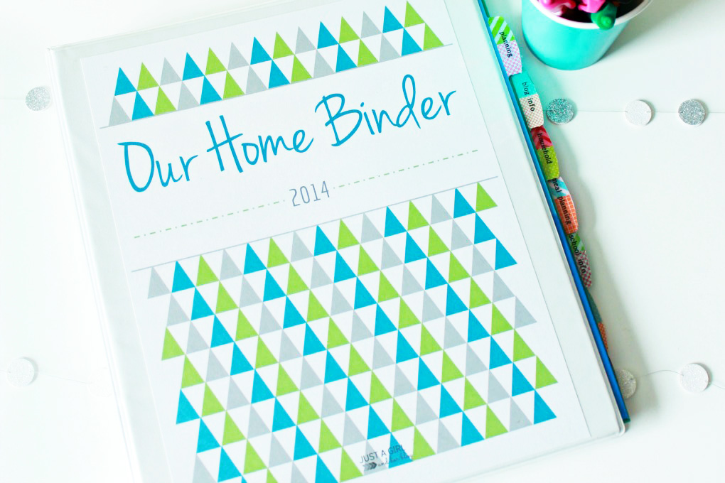 Abbey Lawson Home Binder