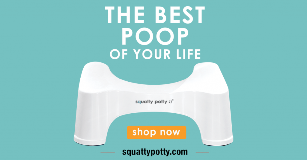 Squatty Potty Stool  sc 1 st  My Natural Baby Birth & The Best Ever Solution For Mommy Potty Problems islam-shia.org