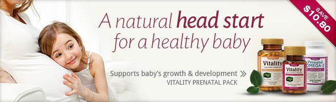 Melaleuca Prenatals