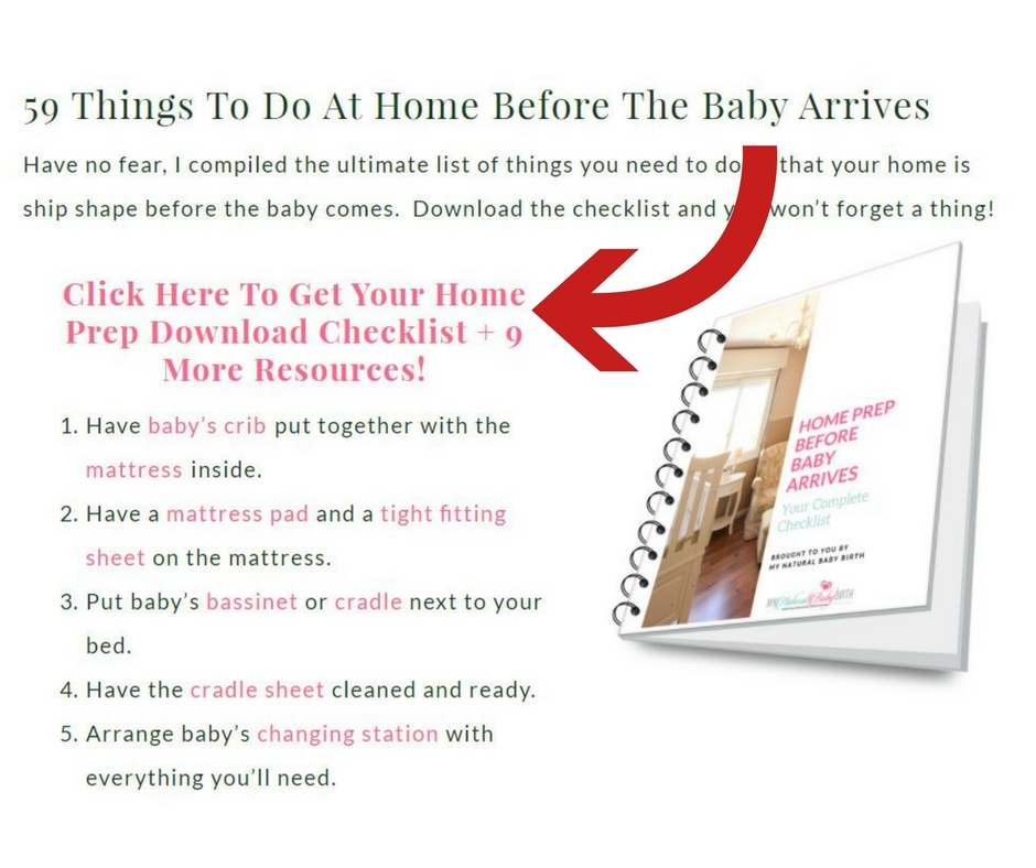 59 Things You Must Do At Home Before The Baby Arrives ...