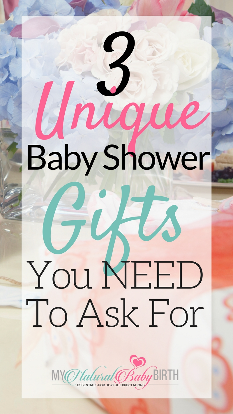 Unique Baby Gift Ideas For Boy : Unique baby shower gifts you need to ask for