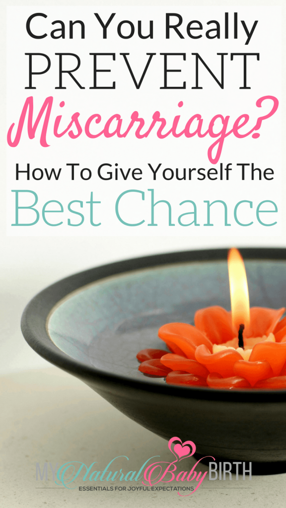 Can You Really Prevent Miscarriage How To Give Yourself-4541