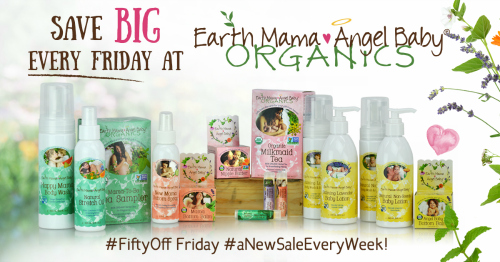 Earth Mama Angel Baby Organics