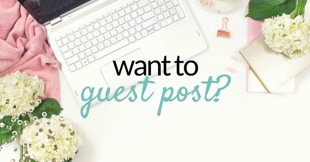 Guest Post Application