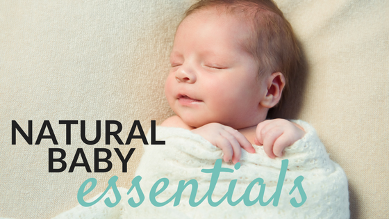 NATURAL BABY essentials