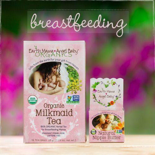 Earth Mama Angel Baby Breastfeeding